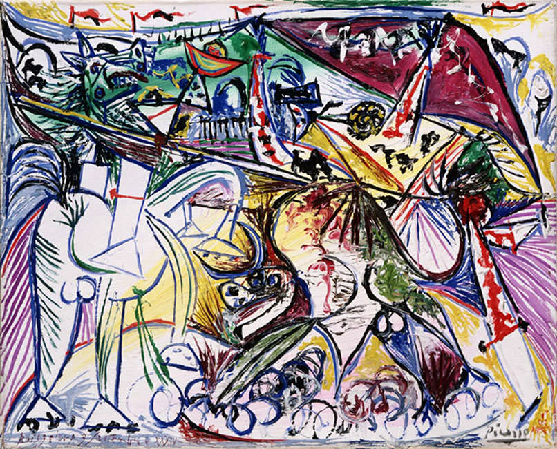 an introduction to the life and art by pablo picasso Free essay on pablo picasso biographical essay available totally free at echeatcom, the largest free essay life and art of pablo picasso.