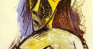Пабло Пикассо «Обнаженная (этюд)»
