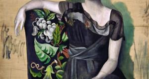 Пабло Пикассо «Портрет Ольги в кресле»