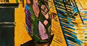 Пабло Пикассо «Цветы на столе»