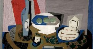 Пабло Пикассо «Натюрморт с бисквитом»