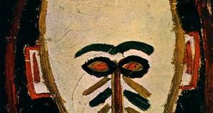 Пабло Пикассо «Голова мужчины»