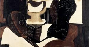 Пабло Пикассо «Натюрморт с античной головой»