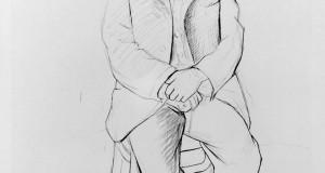 Пабло Пикассо «Портрет балетмейстера театра Ла Скала»
