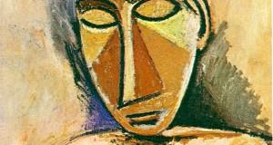 Пабло Пикассо «Обнаженная (бюст)»