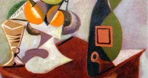 Пабло Пикассо «Натюрморт с лимоном и апельсинами»
