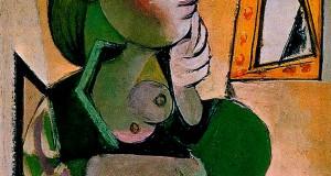 Пабло Пикассо «Портрет женщины» 1936