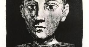Пабло Пикассо «Голова мальчика»