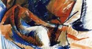 Пабло Пикассо «Большая одалиска»