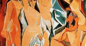 Пабло Пикассо «Авиньонские девицы»