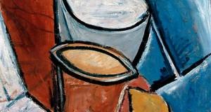 Пабло Пикассо «Горшки и лимон»