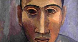 Пабло Пикассо «Автопортрет» 1907