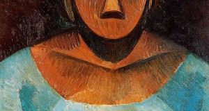 Пабло Пикассо «Фермерша»