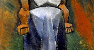 Пабло Пикассо «Фермерша» II
