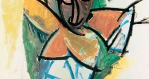Пабло Пикассо «Девушка из Авиньона»