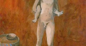Пабло Пикассо «Два брата»