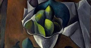 Пабло Пикассо «Тарелка с фруктами»