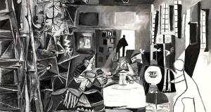 Пабло Пикассо «Менины по Веласкесу»