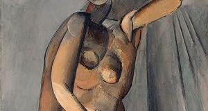 Пабло Пикассо «Обнаженная»