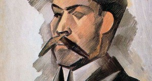 Пабло Пикассо «Портрет Мануэля Пальяреса»