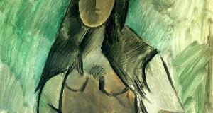 Пабло Пикассо «Сидящая женщина»