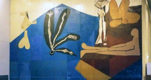 Пабло Пикассо «Падение Икара»