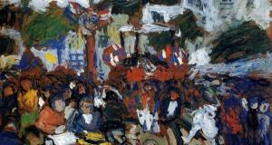 Пабло Пикассо «Четырнадцатое июля»