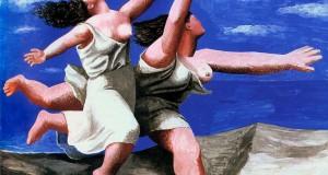 Пабло Пикассо «Две женщины, бегущие по пляжу (Бег)»