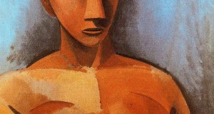 Пабло Пикассо «Женский бюст»