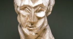 Пабло Пикассо «Голова женщины (Фернанда)». Описание