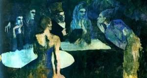 Пабло Пикассо «Свадьба Пьеретты»